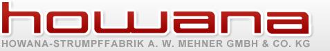 HOWANA-STRUMPFFABRIK Logo